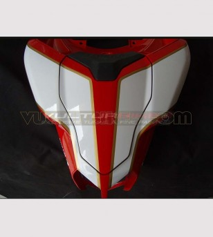 Stickers for tail Look 1098R - Ducati 848/1098/1198