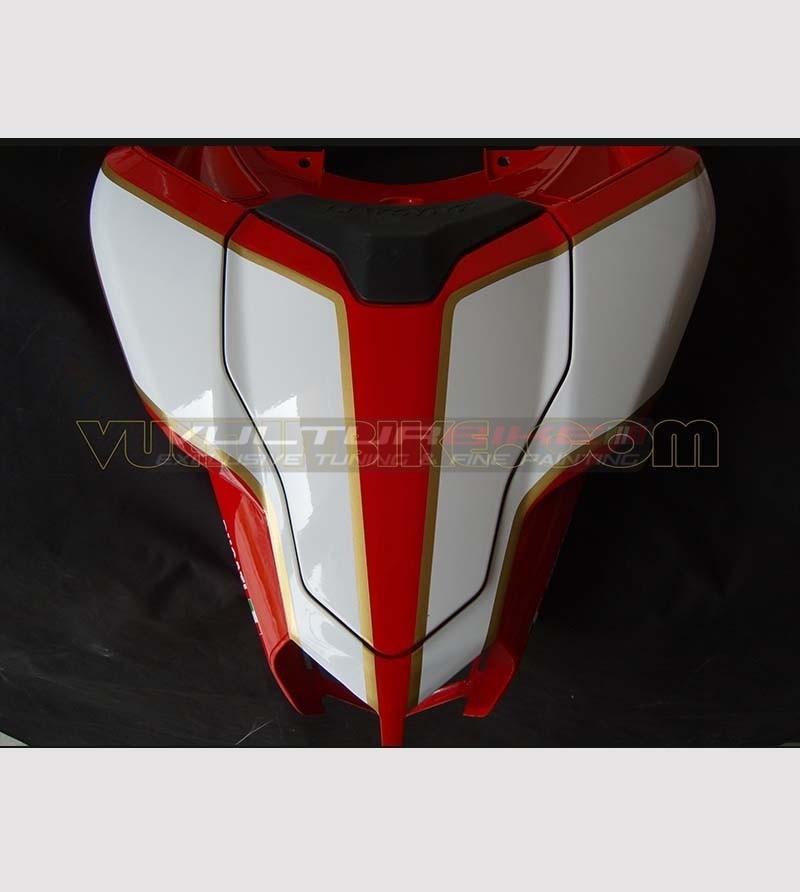 Pegatinas para codone Look 1098R - Ducati 848/1098/1198