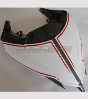 Customizable tail's number holder - Ducati Streetfighter