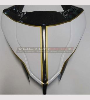 Adesivo portanumero personalizzabile special per codone - Ducati Streetfighter