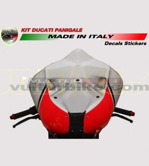 Customizable stickers' kit Race 2 version - Ducati Panigale 899/1199