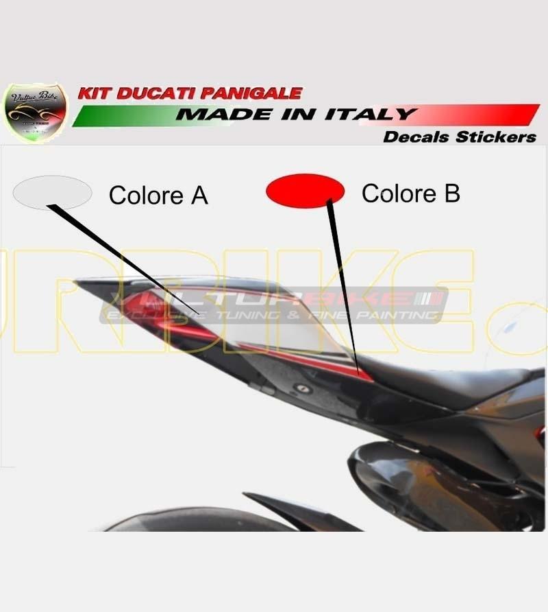 Adesivi personalizzabili per pannelli codone - Ducati Panigale 899/1199