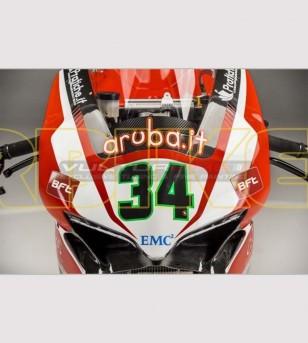 Stickers' kit SBK 2015 - Ducati Panigale 899/1199/959/1299