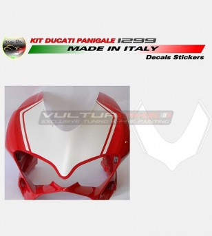 Stickers' kit replica R version - Ducati Panigale 959/1299
