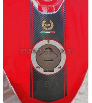 Pegatina banda de tanque - Ducati 848/1098/1198