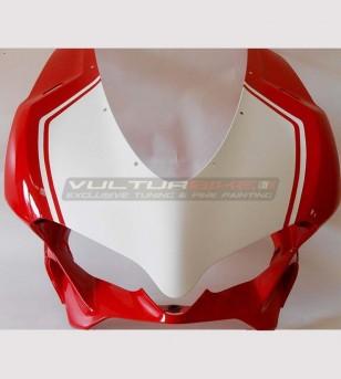 Nummernaufkleber für Kuppel - Ducati Panigale 959/1299