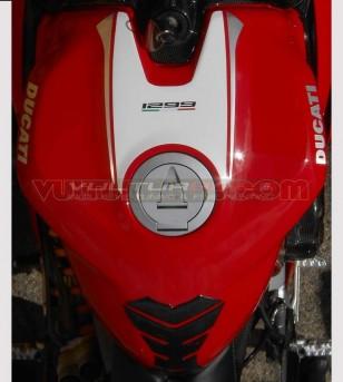 Adesivi personalizzabili per serbatoio - Ducati Panigale 899 / 1199 / 1299 / 959 / V2 2020