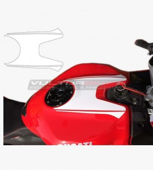 Customizable tank's stickers - Ducati Panigale 899 / 1199 / 1299 / 959 / V2 2020