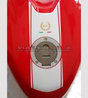 Tank Band Sticker - Ducati 848/1098/1198