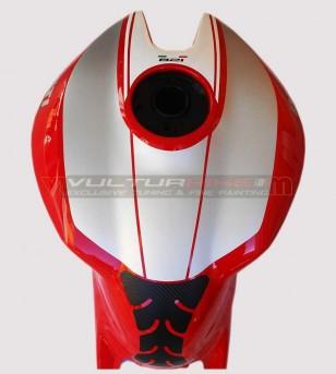 Adesivi per serbatoio alluminio - Ducati Monster 821/1200