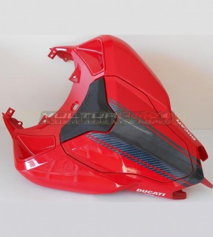 Tail stickers stripe version - Ducati 848/1098/1198