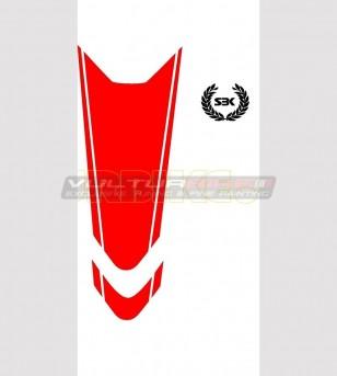 Adesivo Fascia Codone - Ducati 848/1098/1198