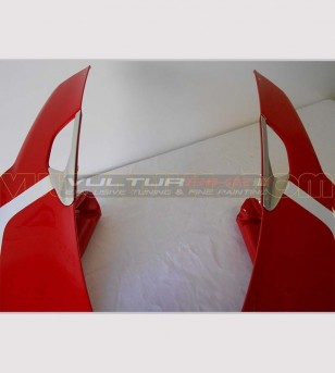 Mirror's close holes cover Performance - Ducati Panigale 899/1199