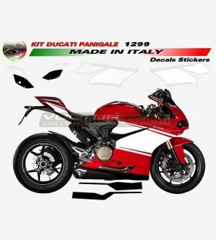 Stickers' kit Superleggera design - Ducati Panigale 899/959/1199/1299