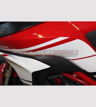 Stickers' kit replica Pikes-Peak - Ducati Multistrada 1200 2015