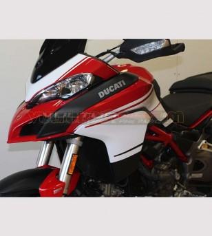 Stickers' kit replica Pikes-Peak - Ducati Multistrada 1200 2015 / 2017