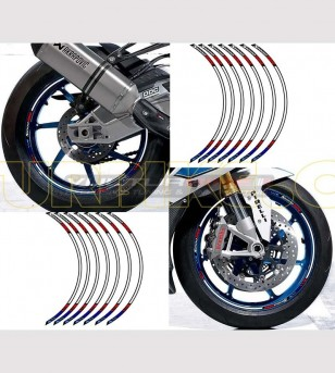 Wheels Stickers - BMW S1000RR HP4