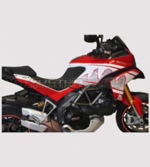 Kit adesivi Dolomites Peak design - Ducati Multistrada 1200 2010/14