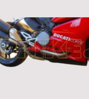 Aufkleber für niedrigere Verkleidungen - Ducati Panigale 959