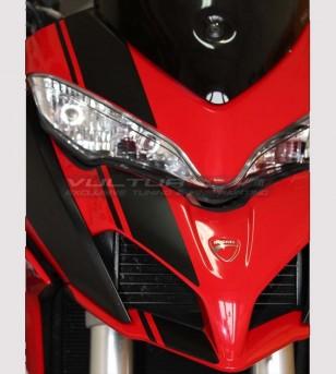 Front fairing stickers -  Ducati Multistrada 1200/1260 DVT
