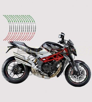 Rennräder Sticker Kit - MV Agusta