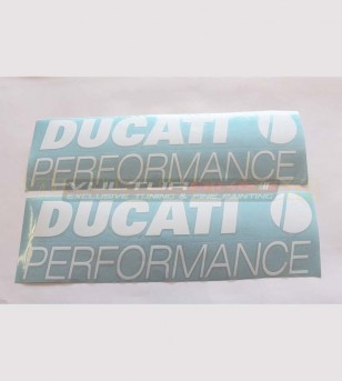 Stickers Ducati Performance for side fairings
