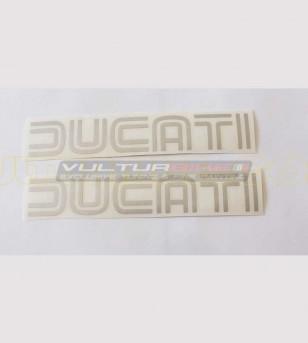 Adesivi Ducati old style