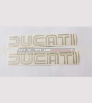 Stickers Ducati old style
