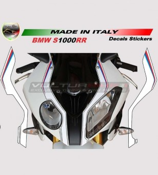 Front fairing's stickers -...