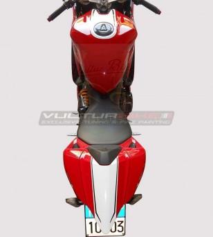 Pegatinas codon y juego de tanques - Ducati Panigale 899/1199