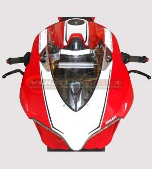 Pegatina Cupolino Portanumero Corse Edition - Ducati Panigale 899/1199