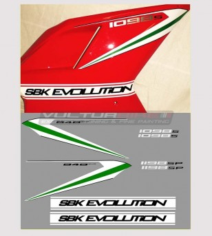 Sidefairings' stickers...