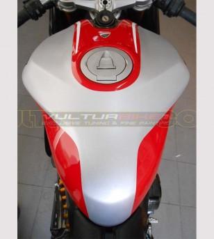 Tank Sticker Replica Panigale R version - Ducati 899 / 1199 / 1299 / 959 / V2 2020