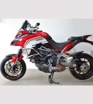 Stickers' kit brand new design - Ducati Multistrada 1260 / 950 2019