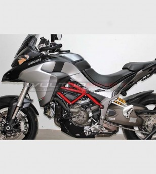 Custom graphics stickers' kit - Ducati Multistrada 1260/1200/950
