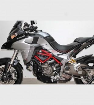 Kit adhésif graphique personnalisé - Ducati Multistrada 1260/1200/950