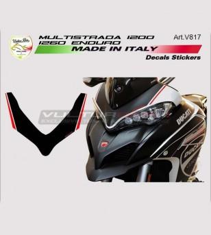 Adesivo tabella cupolino - Ducati Multistrada Enduro