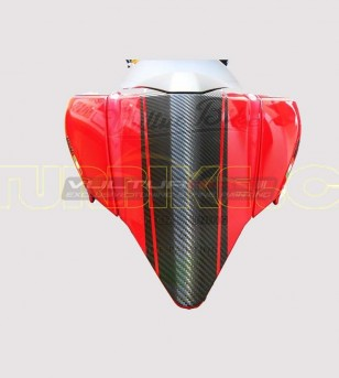 Kit Adesivi Baffi Carene Carbonio 3D - Ducati Panigale 899/1199
