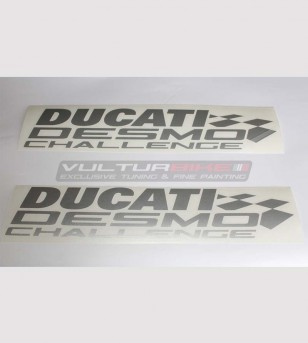 Adesivi colorati Desmo Challenge - Ducati
