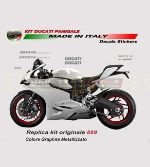 Kit de pegatinas réplica de colores - Ducati 899/1199 Panigale