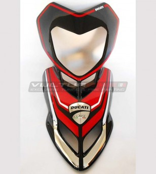 Colored stickers for front fairing - Ducati Hypermotard 796/1100