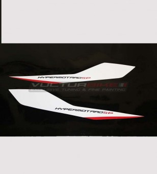Pigtail Aufkleber - Ducati Hypermotard 821/939