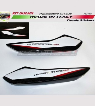 Adesivi codino - Ducati...