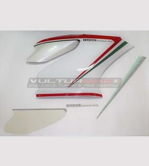 Adesivi carena laterale destra - Ducati Panigale 1199 tricolore