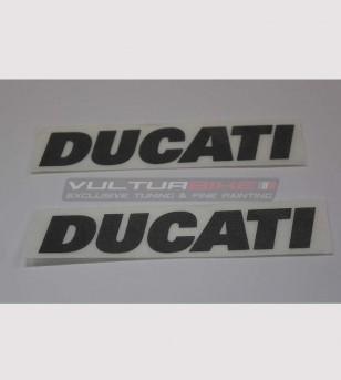 Adesivi colorati per serbatoio - Ducati Panigale 899 / 1199 / 1299 / 959 / V2 2020