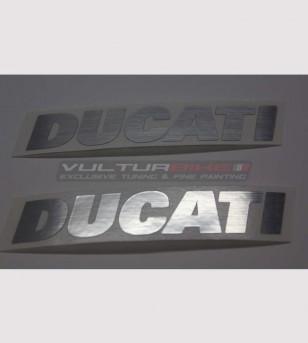 Tank farbige Aufkleber - Ducati Panigale 899 / 1199 / 1299 / 959 / V2 2020