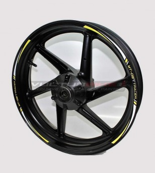 Wheel stickers - Yamaha MT 09 Tracer
