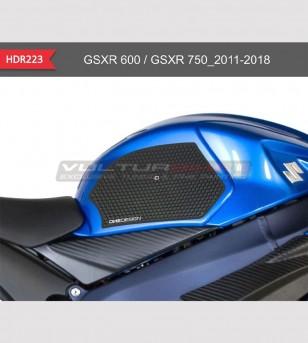 Protectores laterales - SUZUKI GSX R 600 / GSXR 750