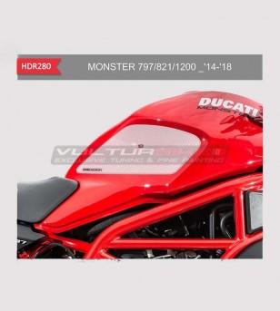 Protecteurs latéraux - DUCATI MONSTER 797/821/1200