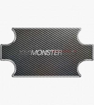 Steering plate protector - Ducati Monster